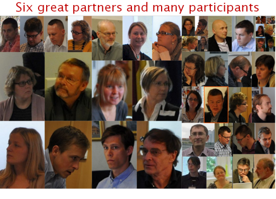 Partners and project participants