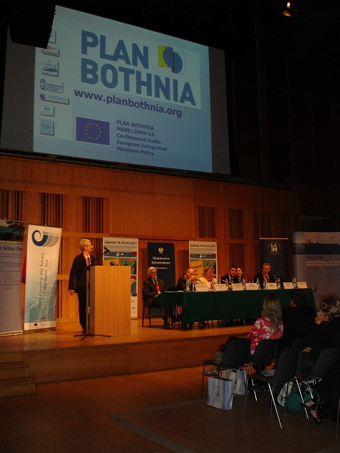 Gdansk meeting plan bothnia presentation picture