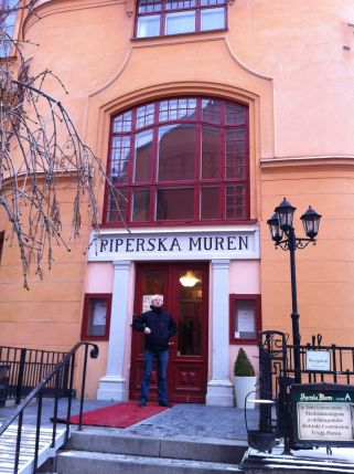Piperska Muren entrance